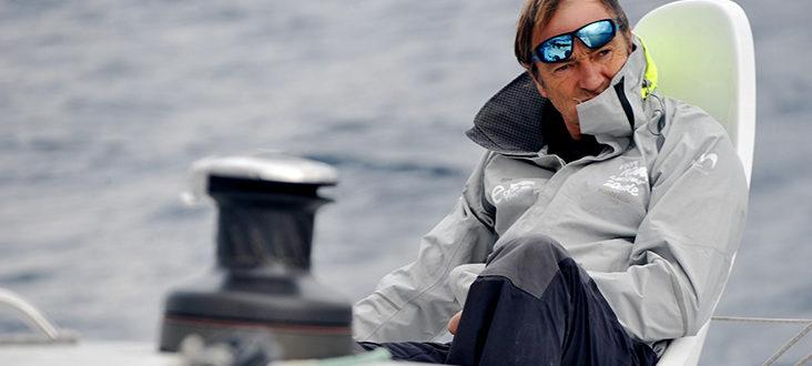 Bertrand De Broc navigateur SailEazy