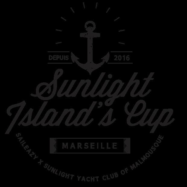logo Island's Cup SailEazy x SYCOM
