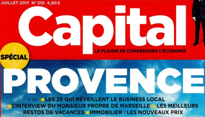 capital spécial provence - les 25 qui réveillent le business local
