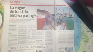 Sud Ouest La Rochelle SailEazy Grand Pavois
