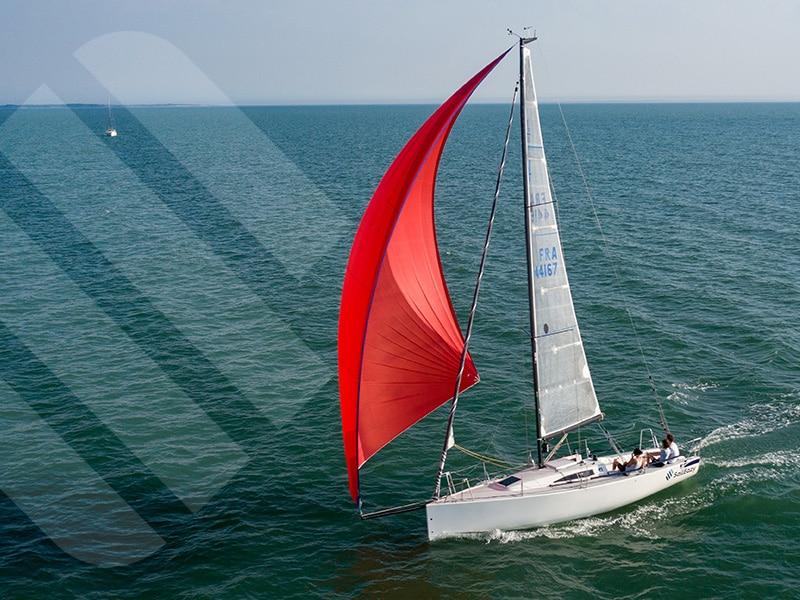saileazy bateaux en vente j88 mauka 4 - Coaching Spi - La Rochelle