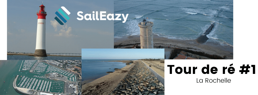 event SailEazy - Tour de Ré SailEazy #1
