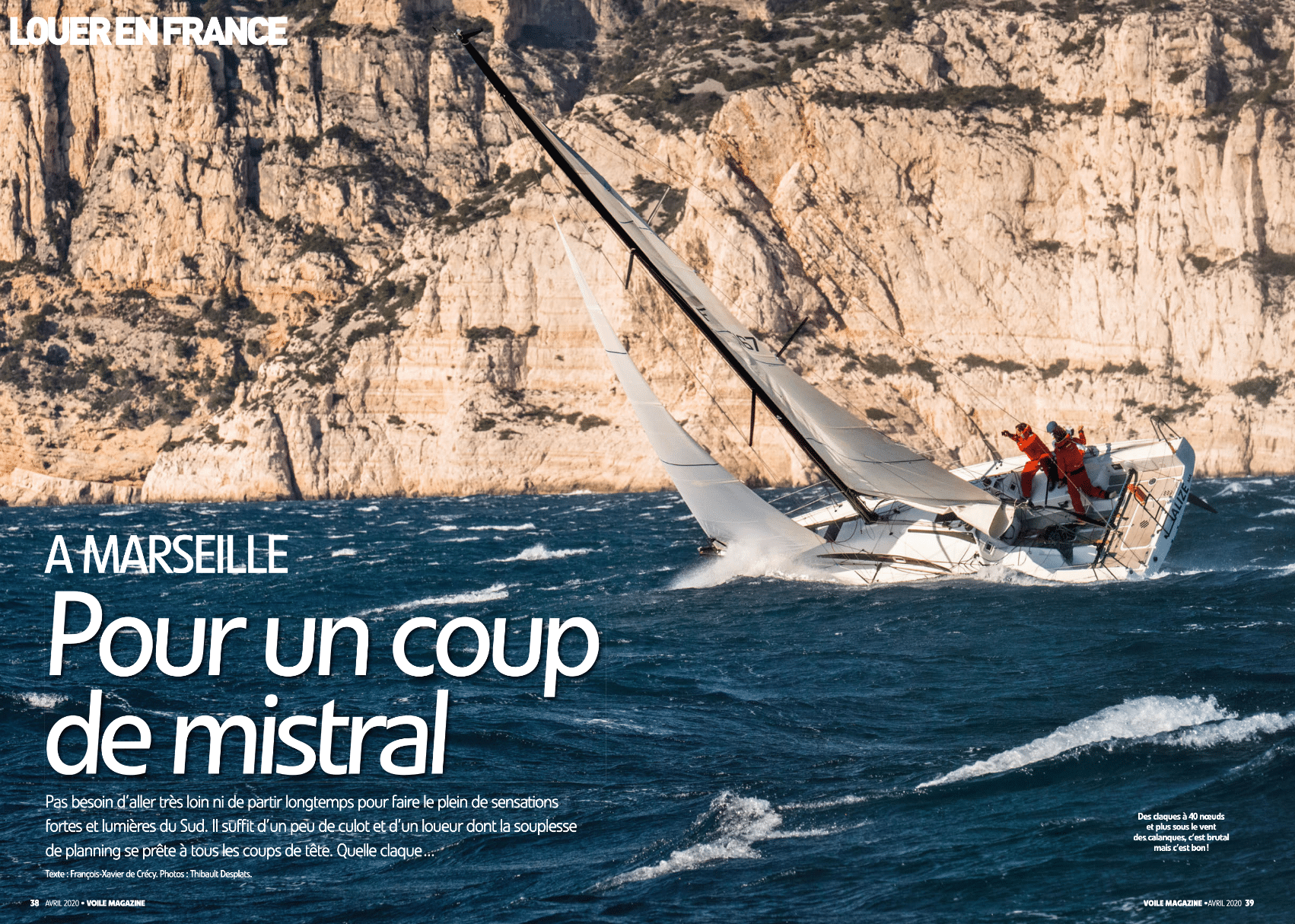 01 - Louer en France le temps d'un week-end (Voile Magazine Avril 2020)