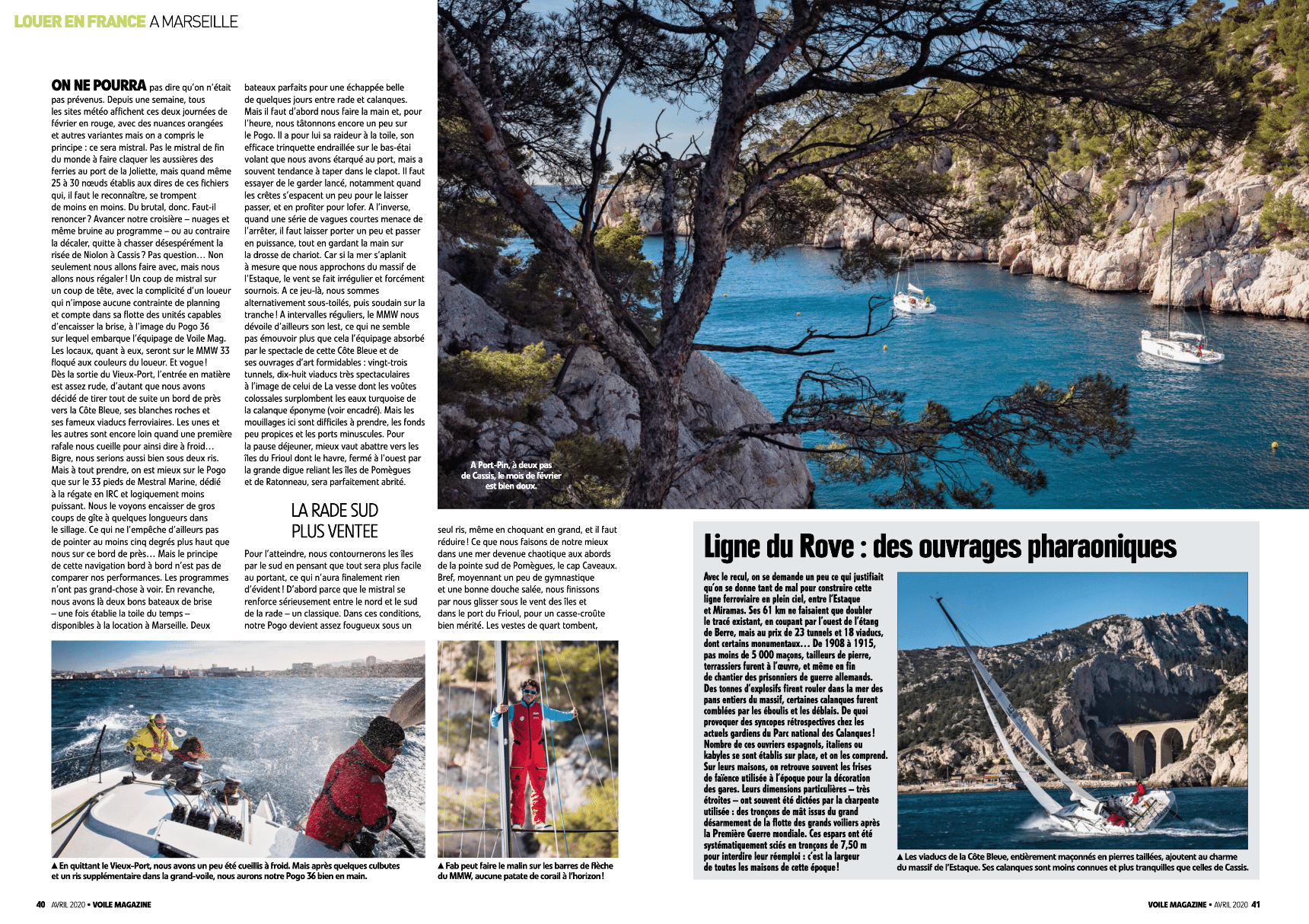 02 - Louer en France le temps d'un week-end (Voile Magazine Avril 2020)