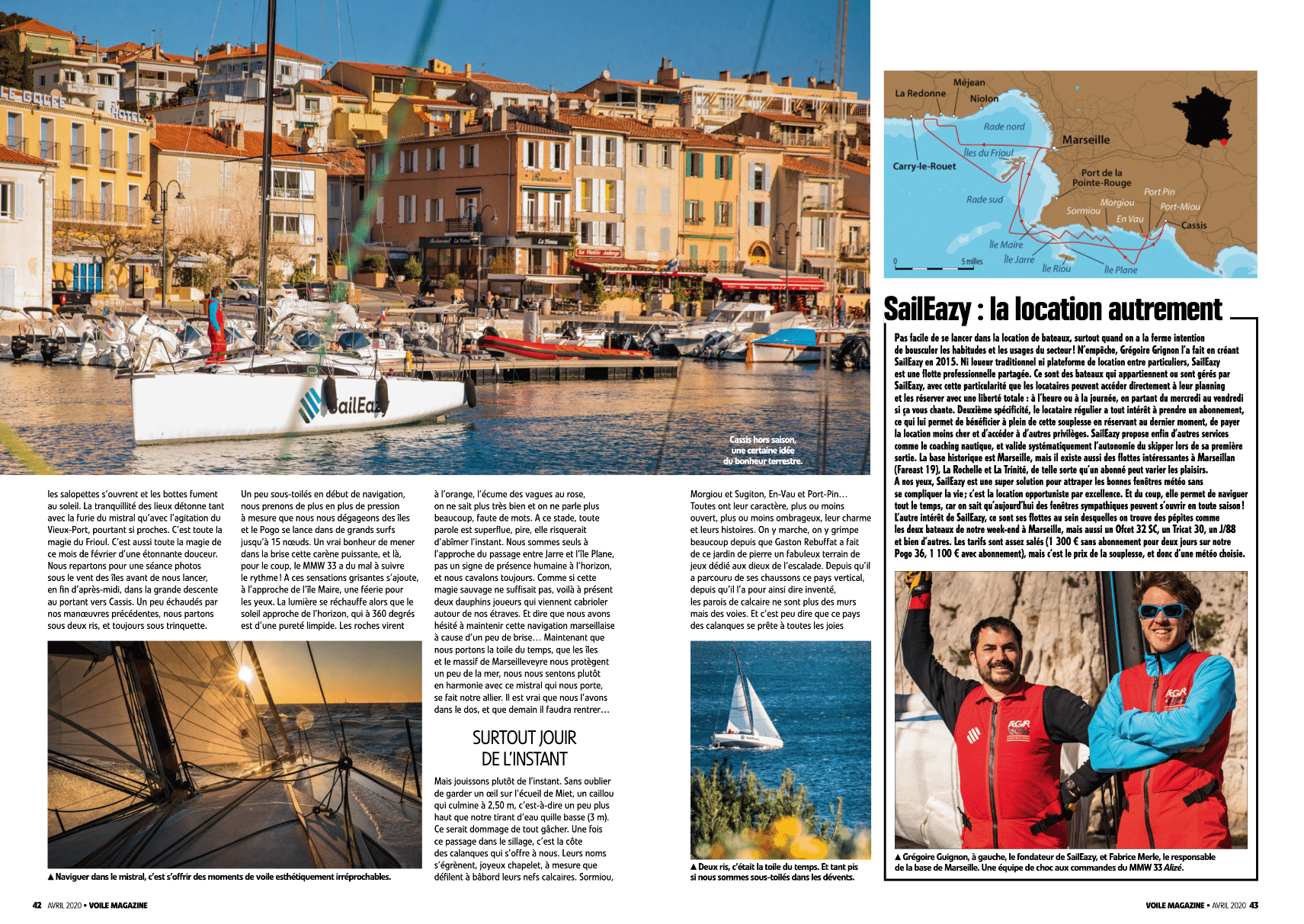 03 - Louer en France le temps d'un week-end (Voile Magazine Avril 2020)