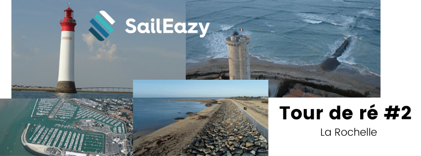 event SailEazy - Tour de Ré SailEazy #2