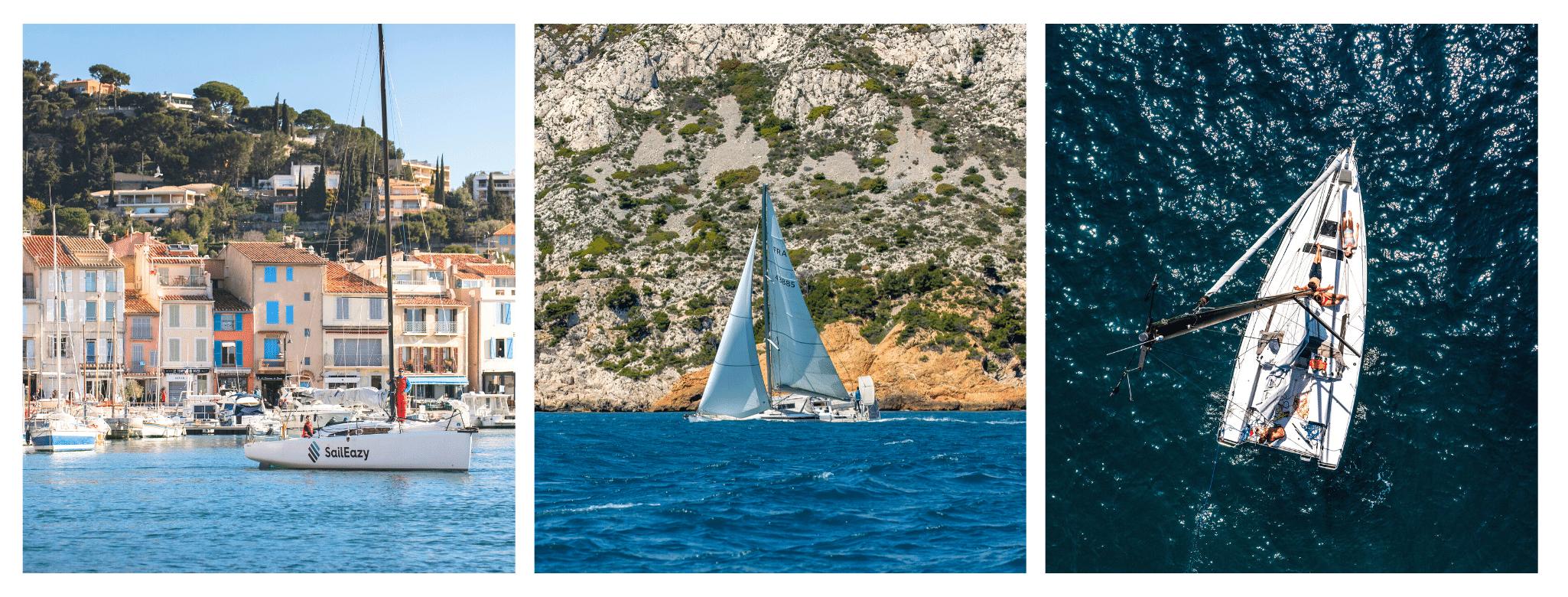 Micro cycles de formation - Week-end Rallye #2 Marseille